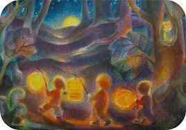 Martinmas Festival - Lantern Walk Monday Nov 11th 4.00pm